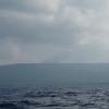 Approaching Gaua (Mt Garet Volcano)