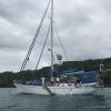 Chimere after arriving in Port Resolution