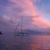 tolap-lakona-bay-gaua-sunset